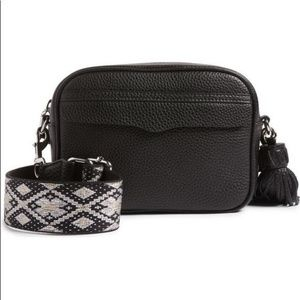 Rebecca Minkoff Bryn Camera Bag with Guitar strap